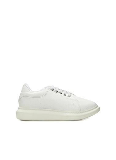 Divarese Kız Çocuk 5023461 Sneaker Beyaz